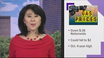 'Colossal collapse' in gas prices expected heading into midterm elections