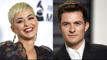 Reports: Katy Perry, Orlando Bloom got engaged on Valentine's Day