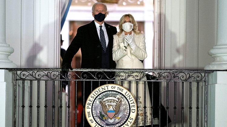 Houston prepares to welcome President Joe Biden, First Lady