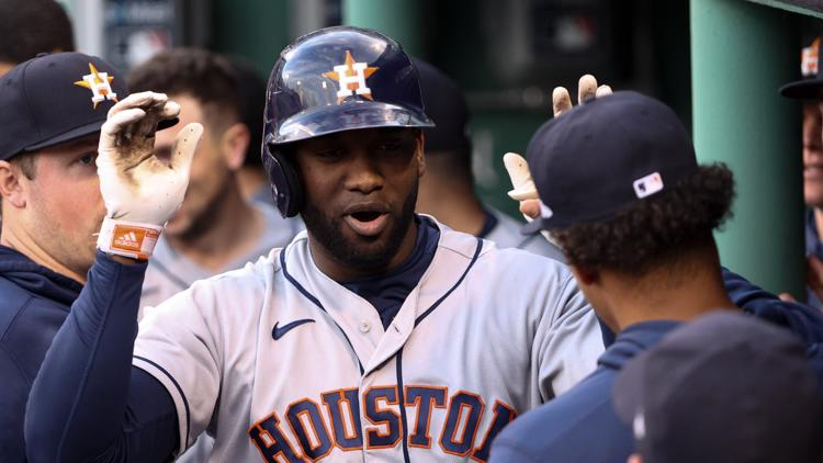 ALCS Game 5 updates: Astros up 7-0 over Red Sox