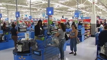 Walmart to begin temperature checks, provide masks and gloves for employees