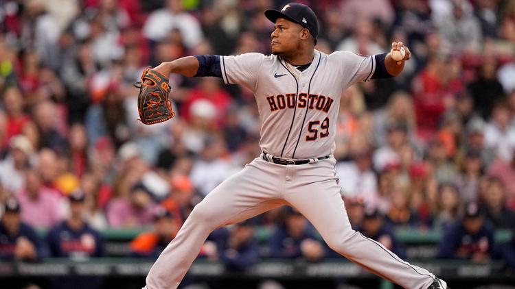 Framber Valdez gets World Series Game 1 start for Houston