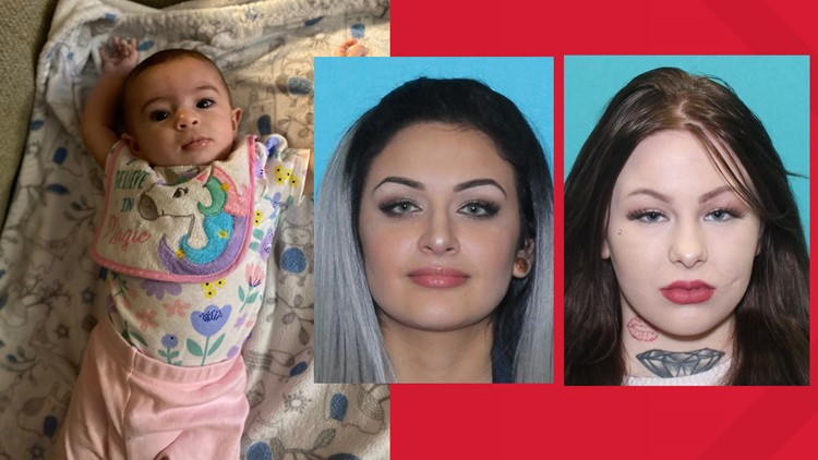 Amber Alert Issued For 4 Month Old Girl Mia Negrete In N Texas Khou Com