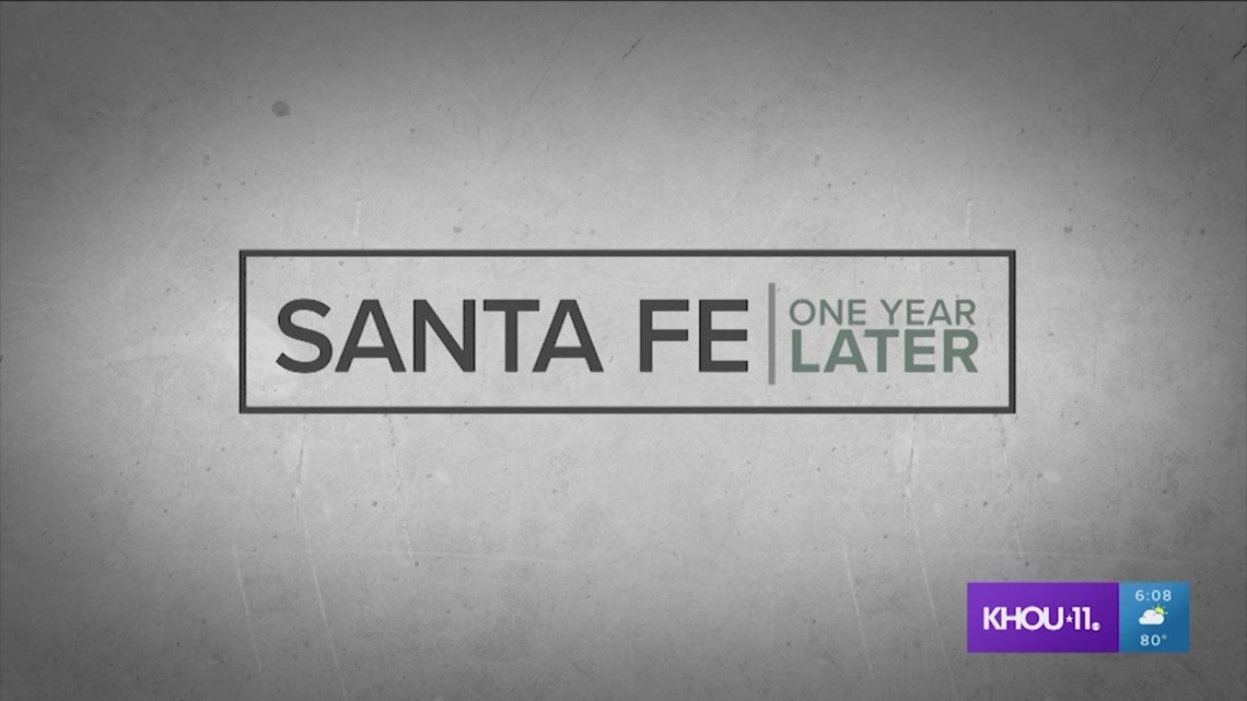 A year later, Santa Fe remembers