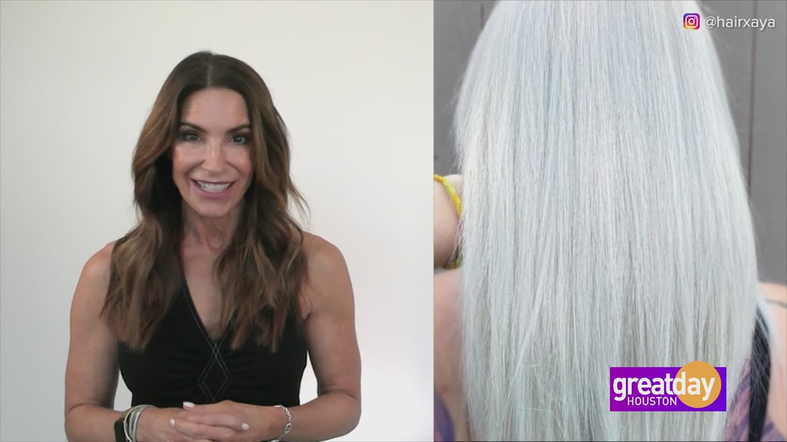 Vibrant spring hair color transformations