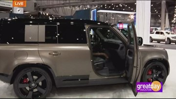 700 vehicles to see at the Houston Auto Show