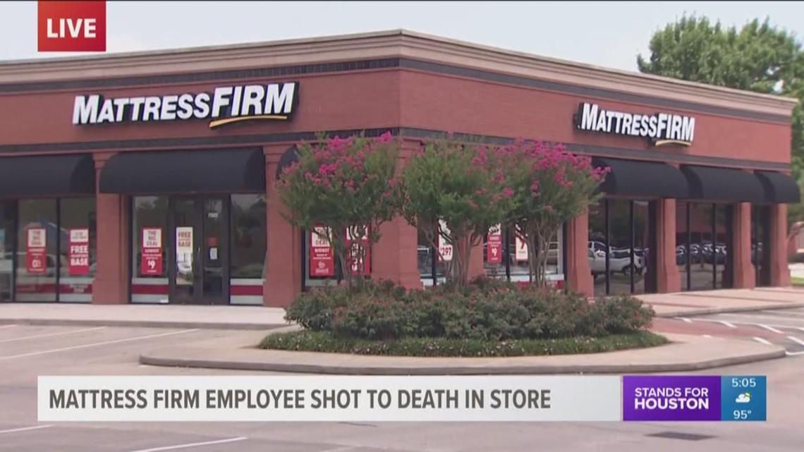 Mattress Firm Employee Shot Killed Inside Store Khou Com