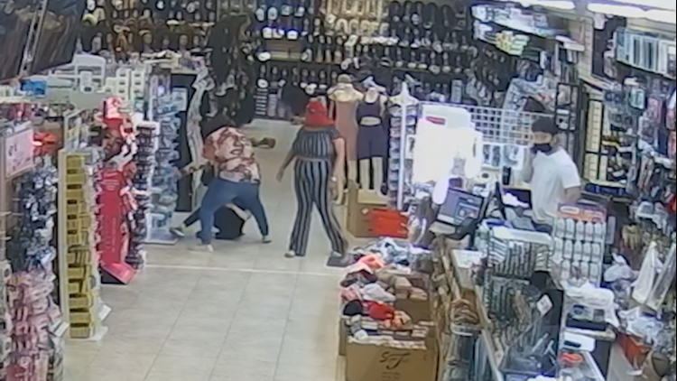 Beating of Asian store owner in Houston was hate crime, grand jury alleges