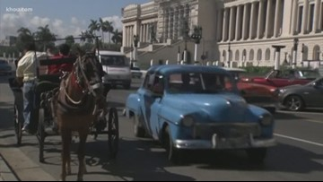 You can still visit Cuba, with conditions