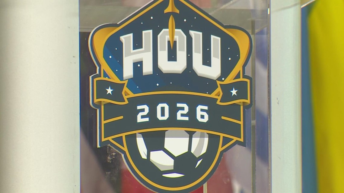 FIFA tours Houston ahead of possible 2026 World Cup bid