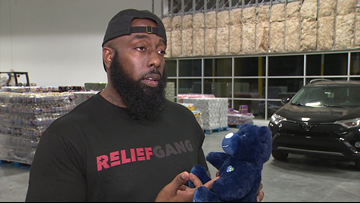 Son with special needs inspired rapper Trae tha Truth's Cubby Love Bear invention