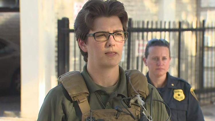 HPD gives updates on SWAT scene in west Houston