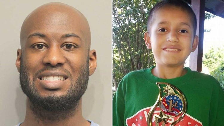 Andre Jackson charged in Josue Flores' killing