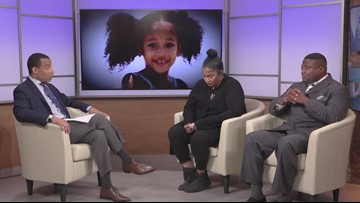 Maleah Davis' mother, Brittany Bowens, answers questions in KHOU interview