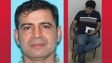 Have you seen him? Houston man accused of sexually abusing two victims, one under the age of 6