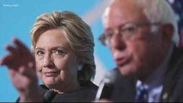 Hillary Clinton goes after Bernie Sanders in new Hulu documentary