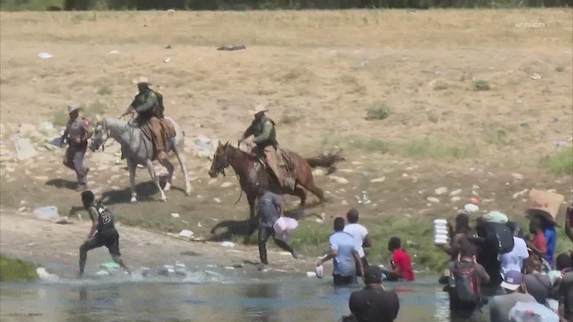 Gov. Greg Abbott: Texas is arresting migrants in Del Rio