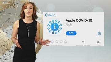 Apple launches app for coronavirus screening