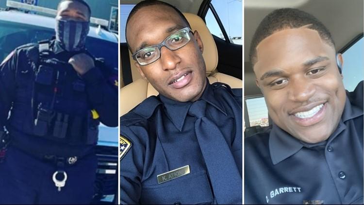 Total reward increased to $75,000 in case of three Precinct 4 deputies shot over the weekend