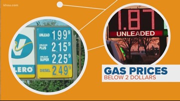 CONNECT THE DOTS: Why are gas prices falling?