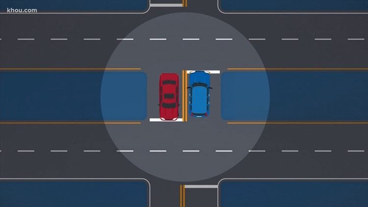 Do you know the right way to turn in a median? In Texas, it's confusing!