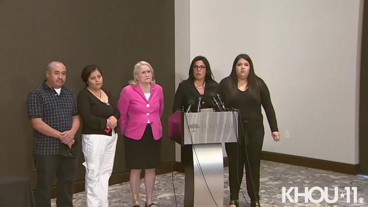 Vanessa Guillén's family, attorney hold news conference after meeting with Army leaders