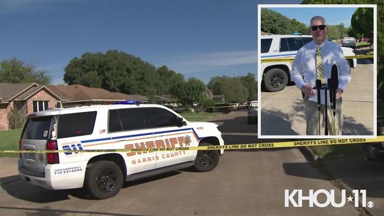 HCSO: Man shot, killed ex-girlfriend's new boyfriend outside home in northeast Harris County