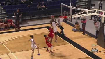 Dickinson knocks off Bellaire, 70-61