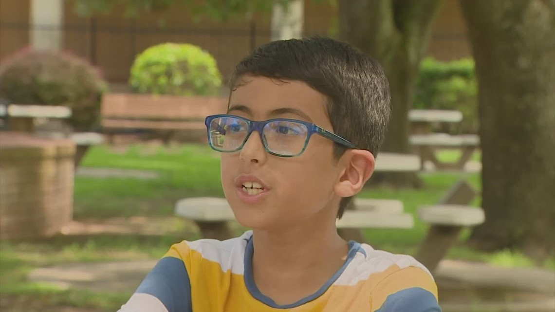 Fort Bend ISD 4th grader gets perfect score on STAAR math test