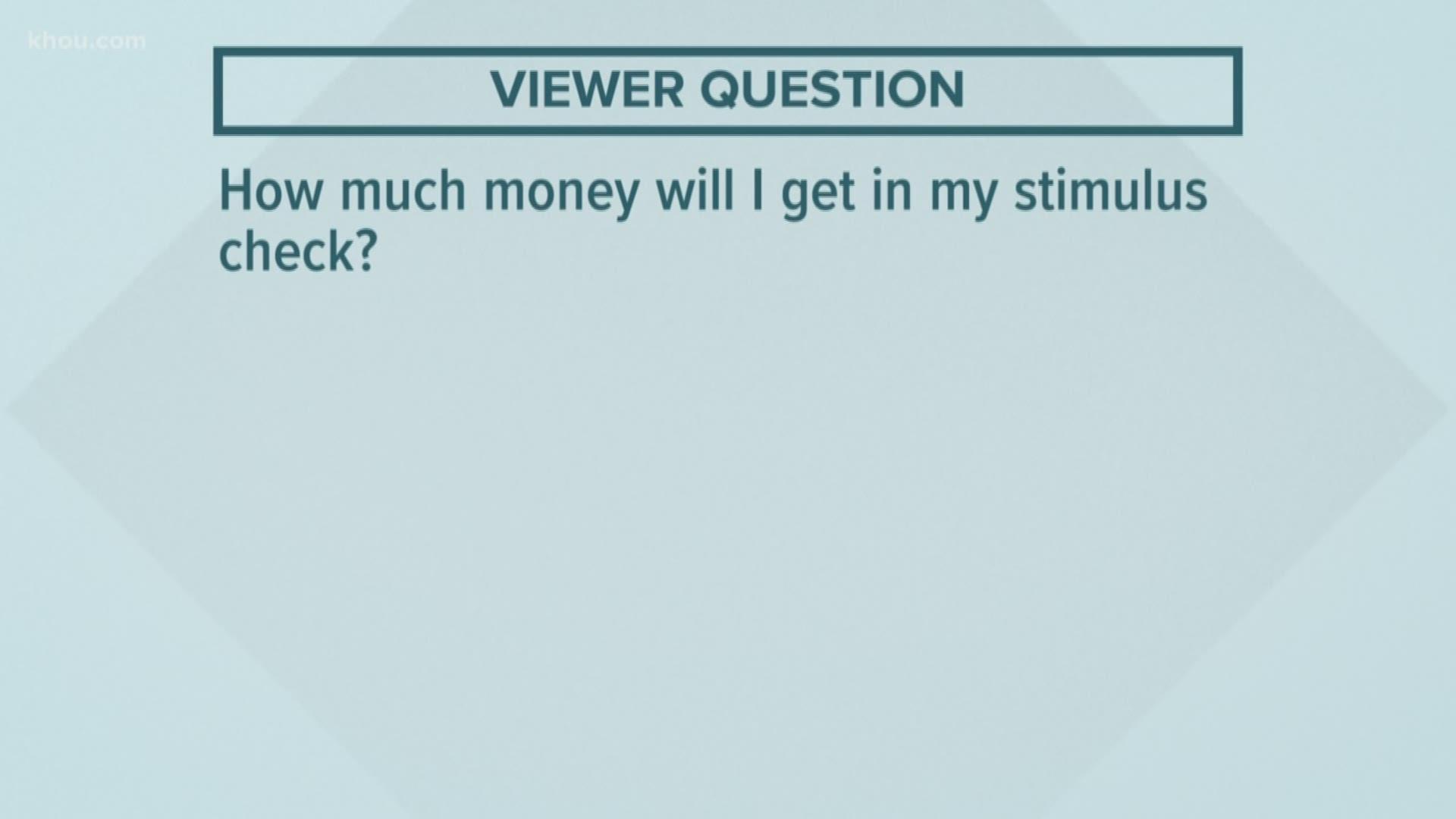 How do I get my stimulus check for 2020? IRS FAQ | khou.com