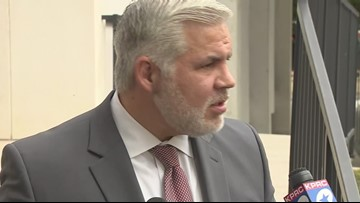 WATCH: Montgomery County DA discusses search on Archdiocese of Galveston-Houston