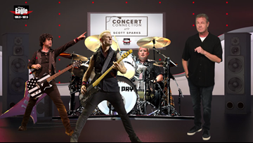 KHOU Concert Connection: We're giving away free tickets!