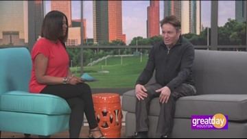 Live from Great Day, it's Chris Kattan