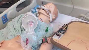 Doctors at UTMB build ventilator out of common hospital supplies