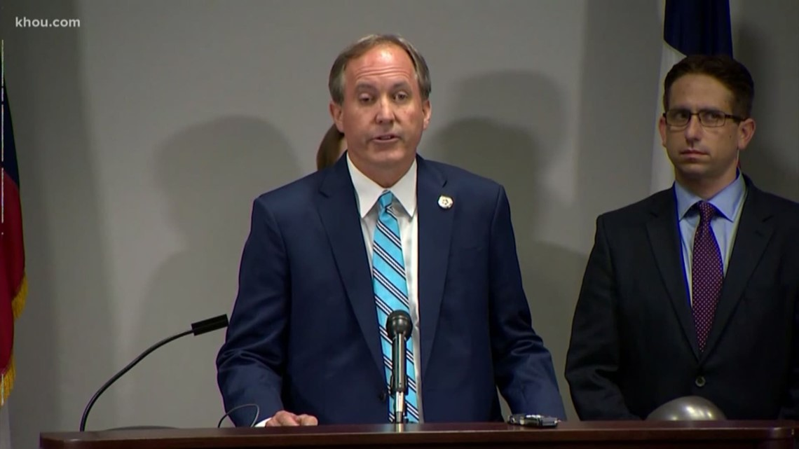 Texas attorney general offers resources to prosecute priests linked to sex abuse crisis