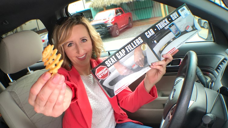 Can the Car Seat Stop Filler keep you from losing things in your vehicle?