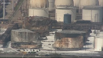 In wake of Houston-area chemical fires, Texas Senate panel weighs input on stronger storage tank regulations