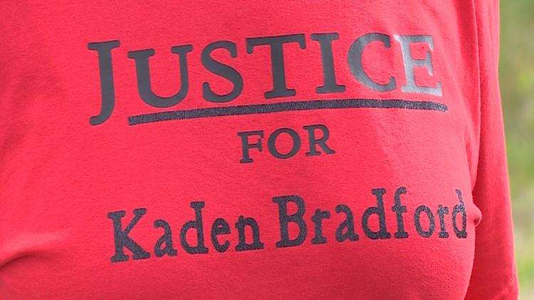 DeAndre's Cousin Kaden Bradford suspended from Barbers Hill High School