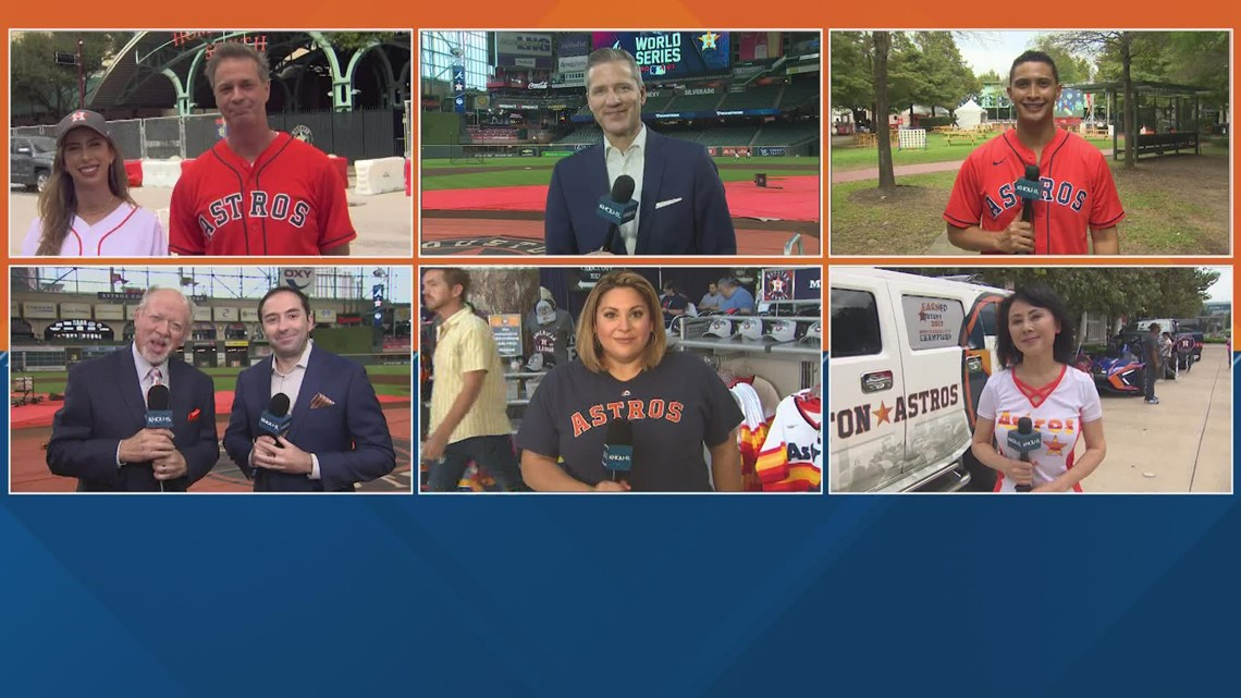 Team Coverage: World Series Game 1