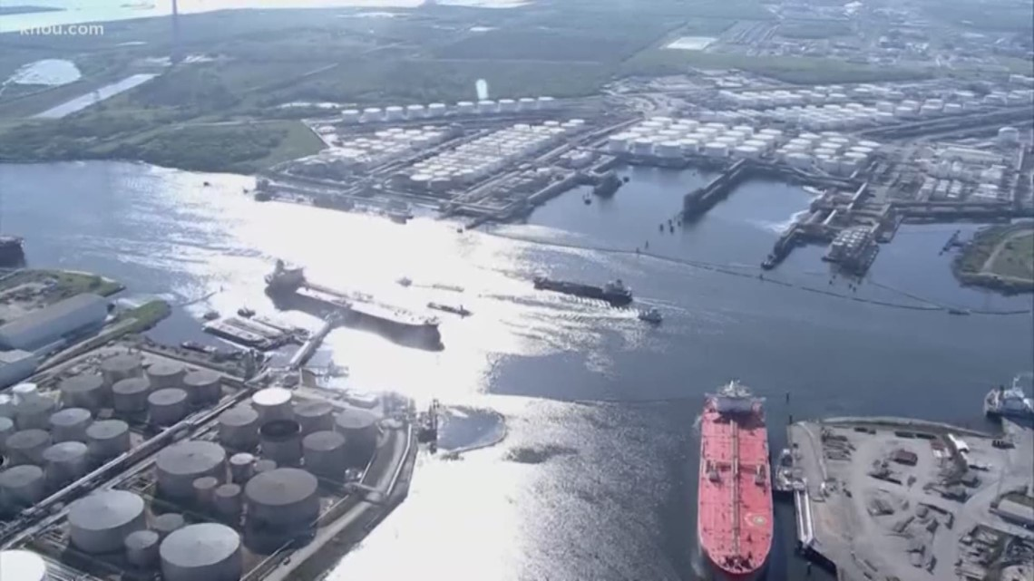 houston ship channel reopens after itc deer park fire  ceo