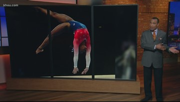 Len's commentary: Don't mess with Simone Biles!
