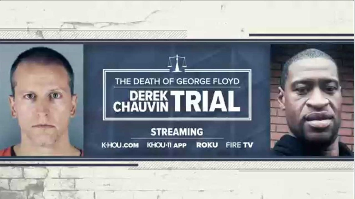 How to watch the Derek Chauvin trial