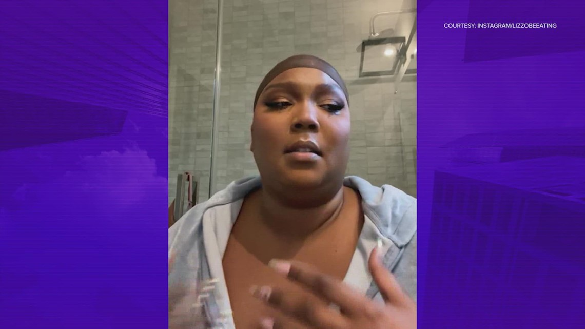 Lizzo makes emotional Instagram post about online bullying