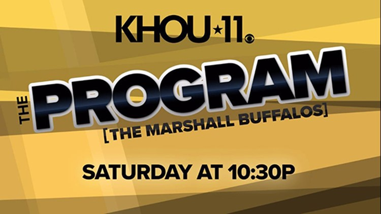 Catch 'The Program,' Saturday at 10 p.m., featuring Ft. Bend ISD's Marshall High School
