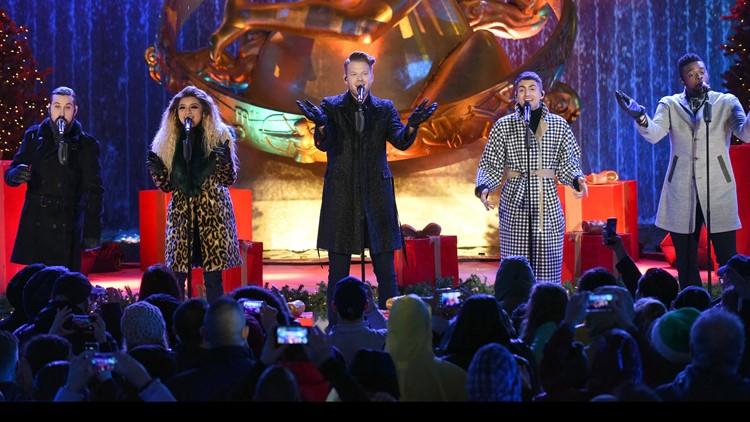 Pentatonix to stop in Sugar Land for 2021 Christmas tour