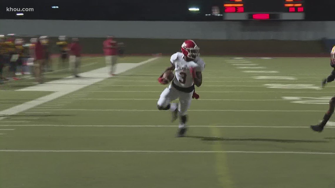 Houston high school football: Scores and highlights from Friday, 11/13