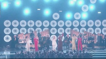 Kacey Musgraves, Childish Gambino win big at Grammys