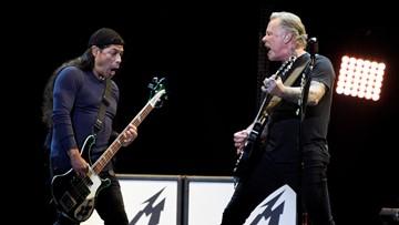 Metallica donates $100,000 to Lone Star College