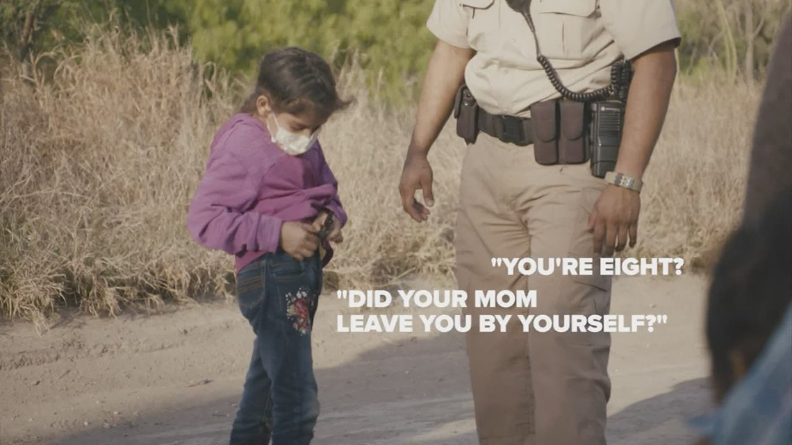 On patrol with constables along the US-Mexico border