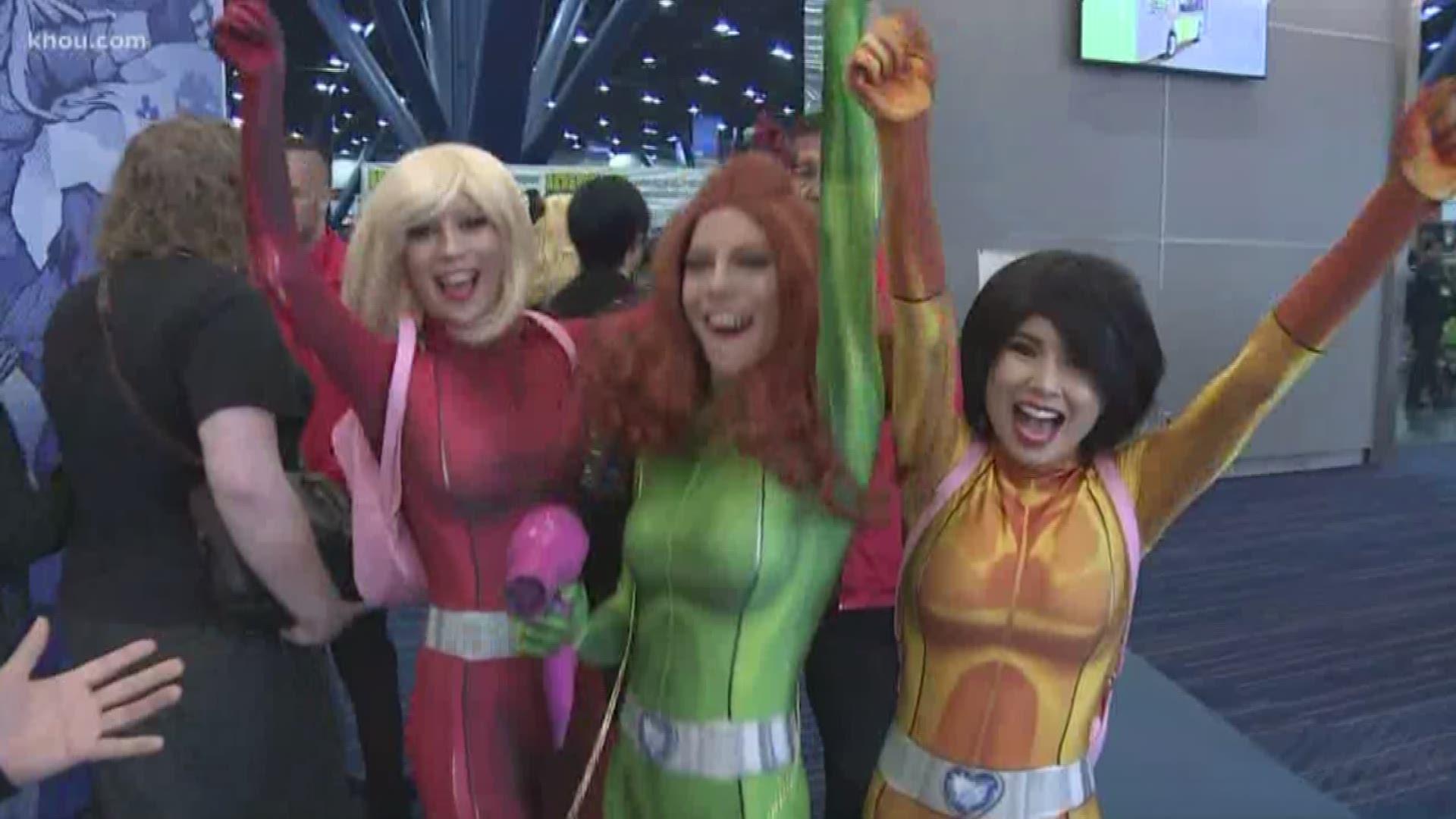 Halloween 2020 Houston Comicpalooza in Houston canceled because of coronavirus   khou.com